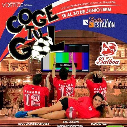 Photo of Teatro La Estación presenta su nueva obra 'Coge Tu Gol'