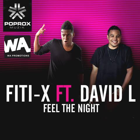 "Photo of FITI-X ESTRENA ""FEEL THE NIGHT"" A DUO CON DAVIDL"