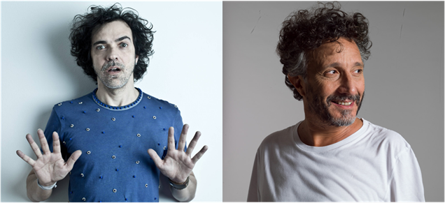 Photo of FITO PAEZ & MOSKA JUNTOS!