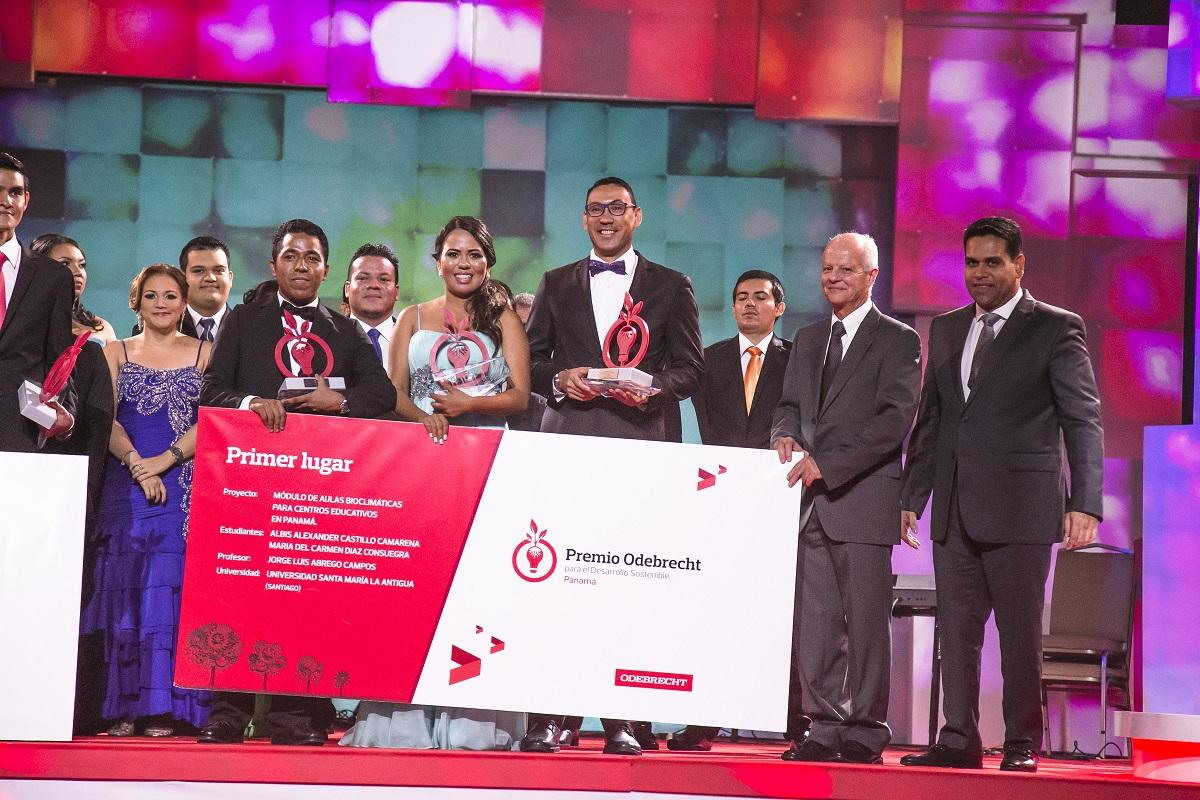 Photo of MÓDULOS DE AULAS BIOCLIMÁTICAS PARA CENTROS EDUCATIVOS EN PANAMÁ GANA   EL PREMIO ODEBRECHT PARA EL DESARROLLO SOSTENIBLE