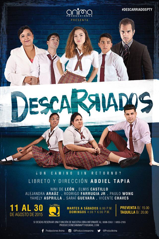 Photo of Descarriados, próximamente en Teatro La Quadra
