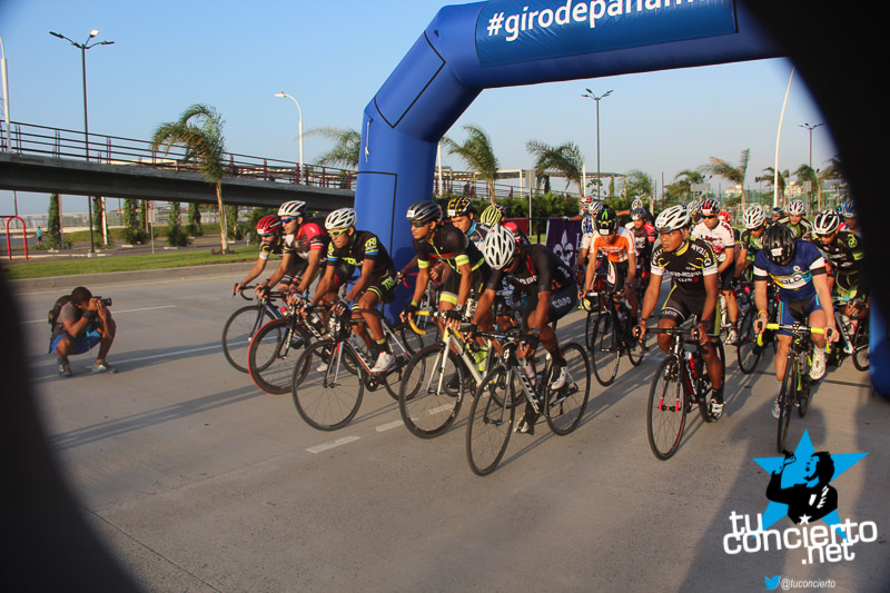 Photo of INICIA EL GIRO DE PANAMÁ