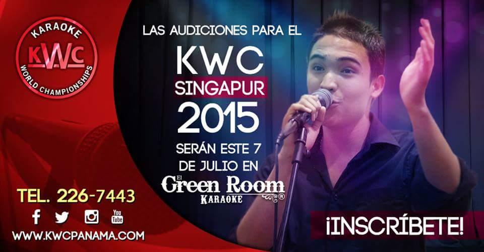 Photo of Audiciones para el Campeonato Mundial de Karaoke