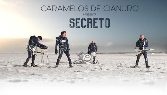 Photo of CARAMELOS DE CIANURO  Estrena nuevo sencillo «Secreto»