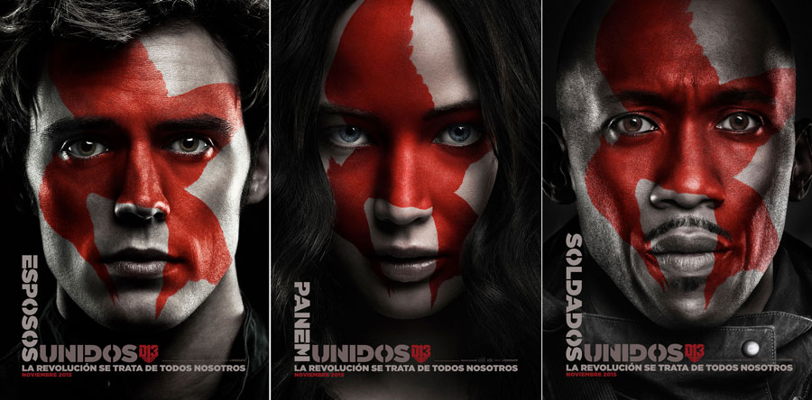 Photo of Primeros afiches de Los juegos del Hambre: Sinsajo parte 2