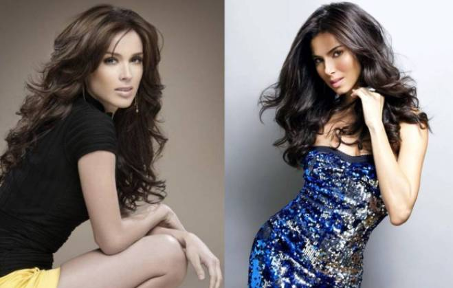 Photo of JACQUELINE BRACAMONTES Y ROSELYN SANCHEZ   CONDUCIRAN LA NOCHE MAS IMPORTANTE DE LA MUSICA LATINA
