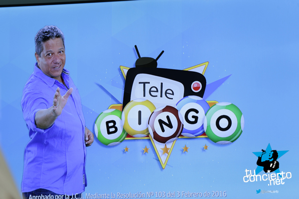Photo of Conferencia para el lanzamiento del Telebingo