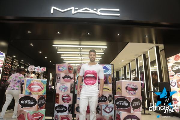 Photo of Inaguración de la nueva tienda M.A.C en Soho Mall