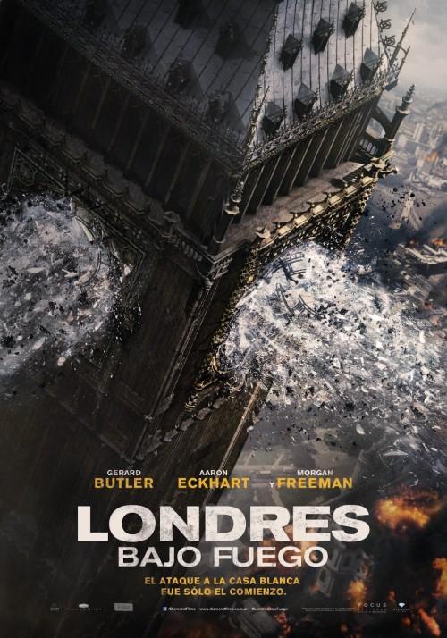 Photo of Londres Bajo Fuego