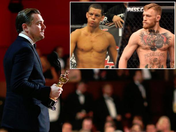 Photo of Leonardo Di Caprio encabeza la lista de celebridades que estará presente en el evento UFC 196