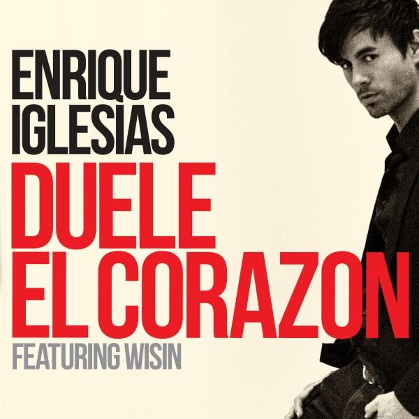 """Photo of Enrique iglesias hoy lanza su sencillo """"duele el corazón"""" feat. Wisin"""