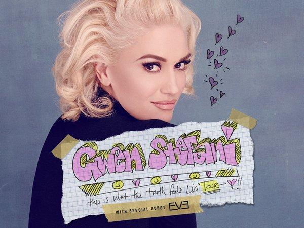 Photo of Gwen Stefani anuncia Esto es lo que la Verdad Sensación térmica gira con Eva