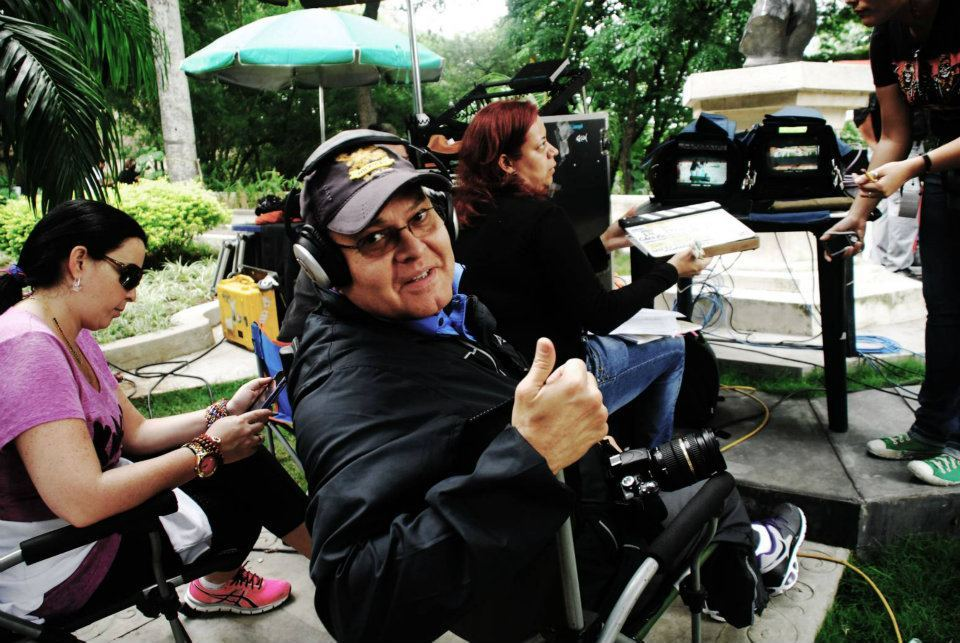 Photo of El director Abraham Pullido en Exclusiva