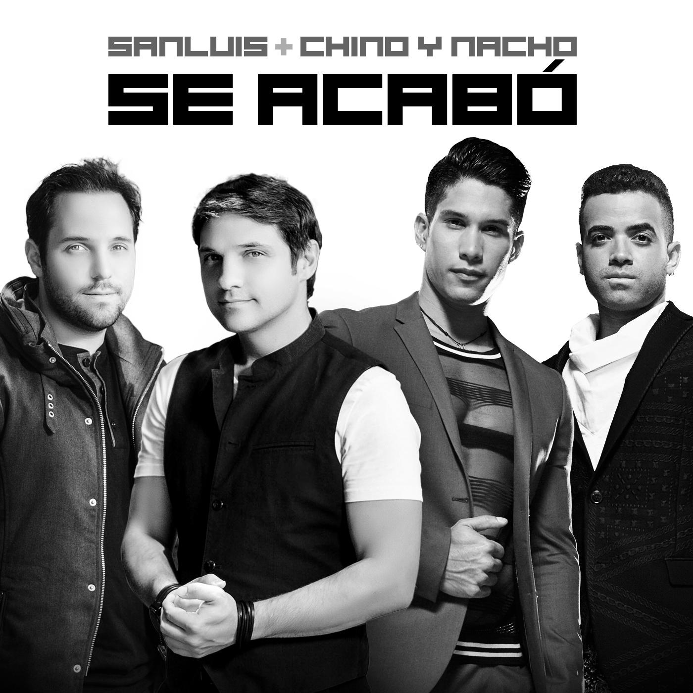 """Photo of El dúo SanLuis celebra el triunfo en las carteleras de su hit """"Se acabó"""""""