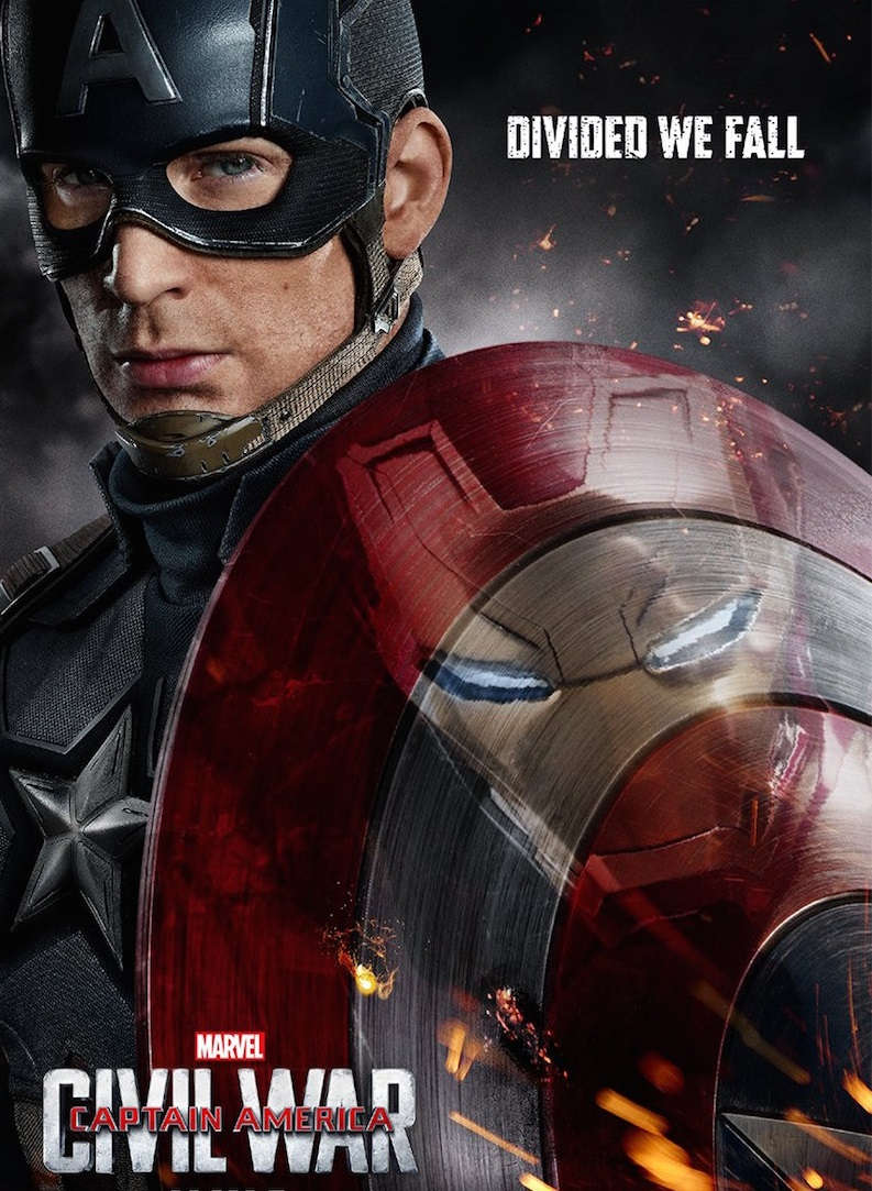 Photo of Capitan America: Civil War