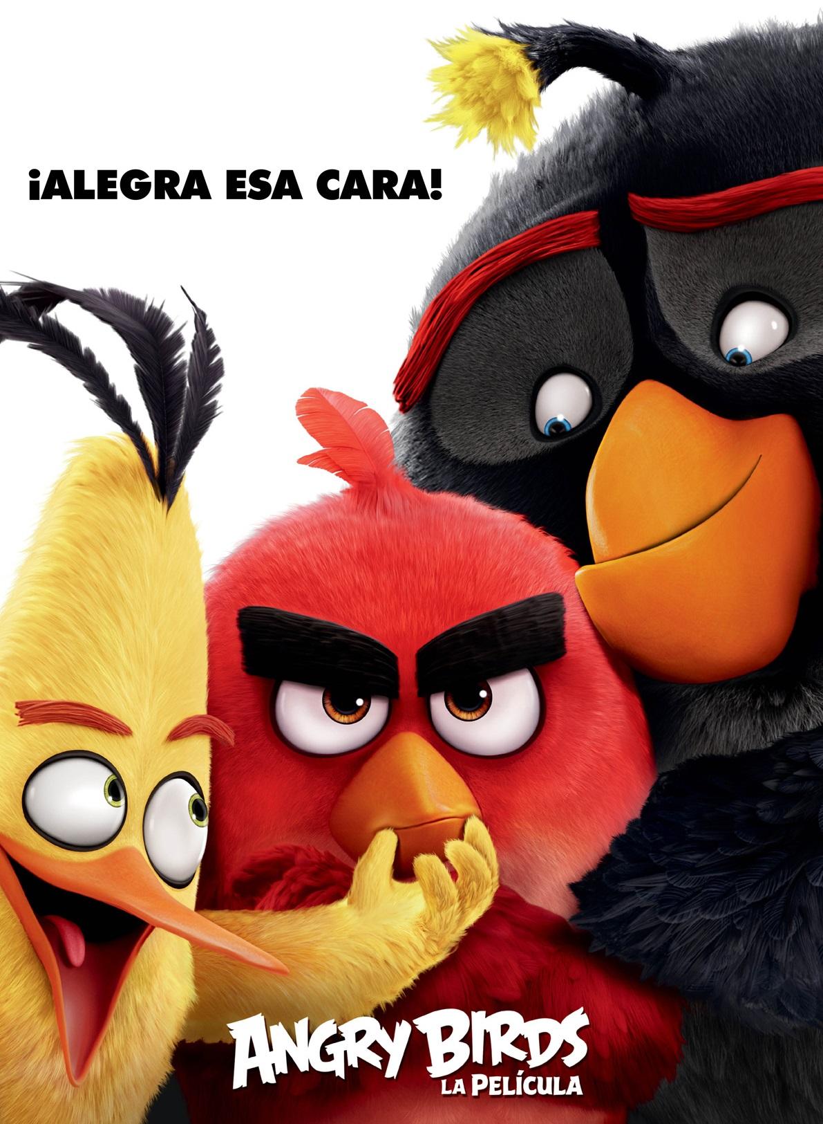 Photo of Angry Birds: La película