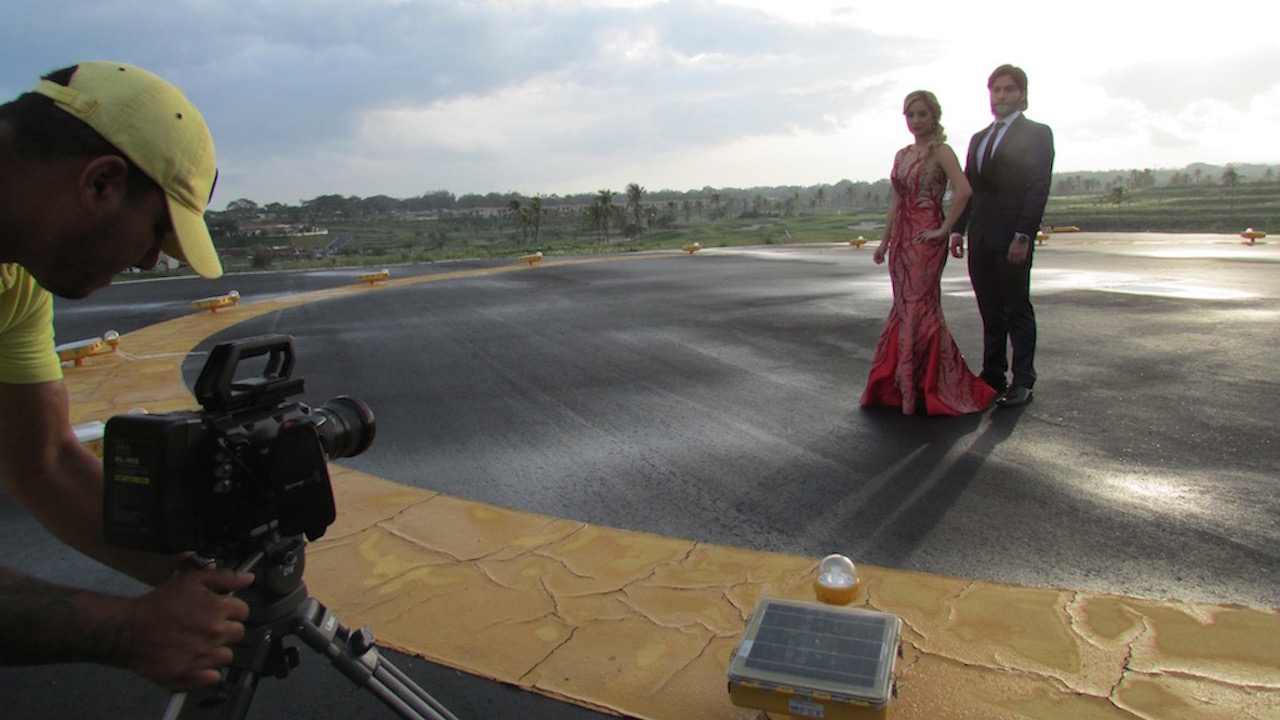 Photo of I Fratelli graba su primer video clip Sálvame