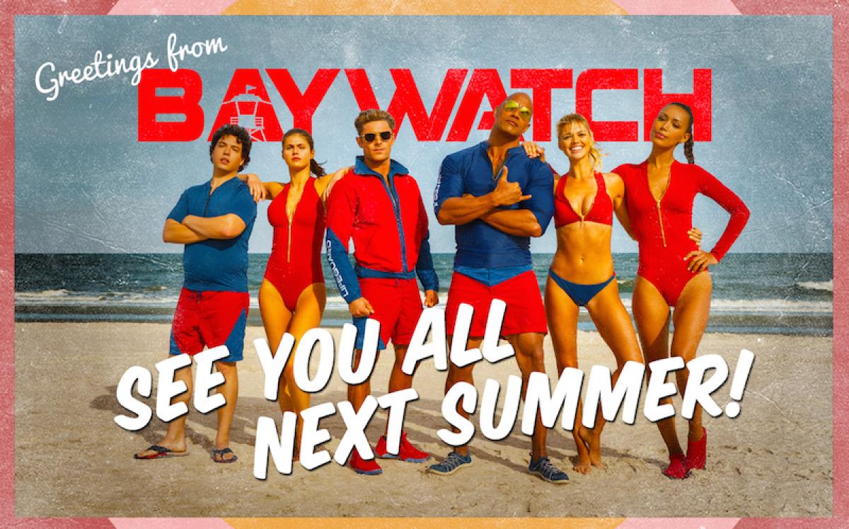 """Photo of """"Baywatch – Guardianes de la bahía»"""