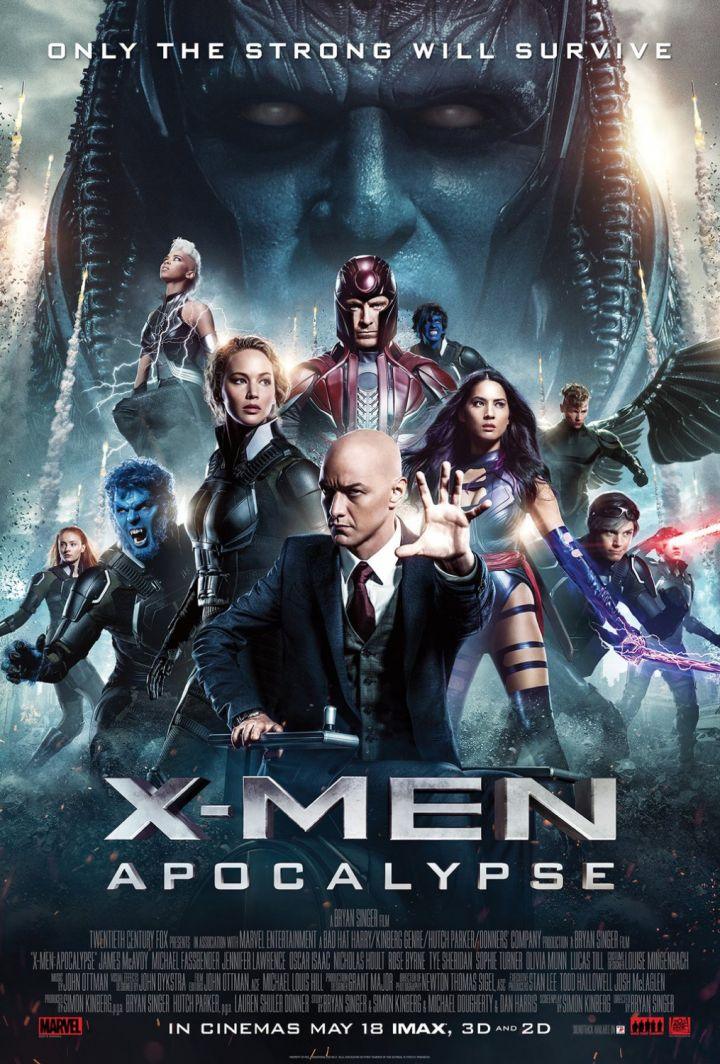 Photo of X-Men: Apocalipsis