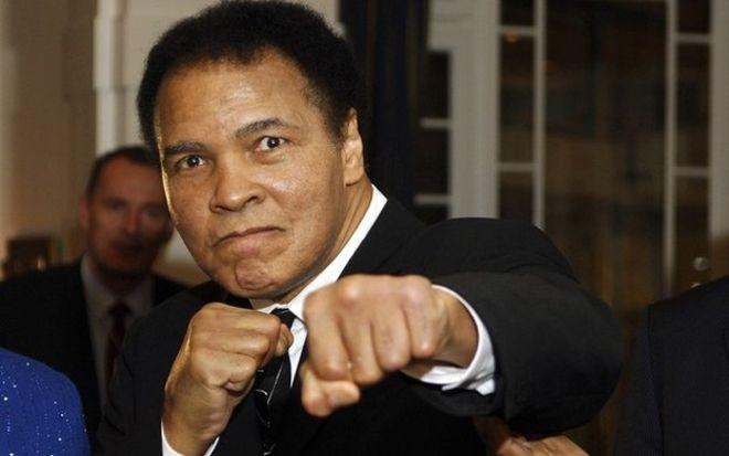 Photo of Muere la leyenda del boxeo Muhammad Ali