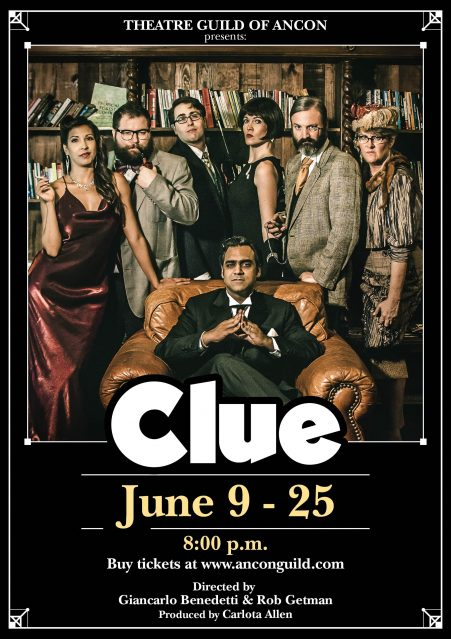 Photo of Clue