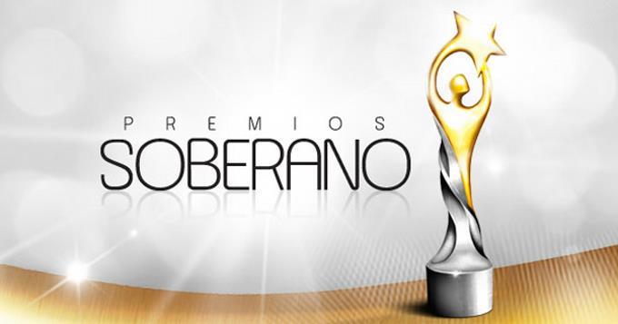 Photo of Ganadores de los Premios Soberano 2016