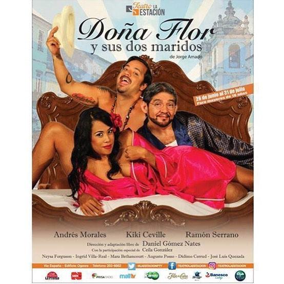 Photo of Doña Flor y sus dos Maridos