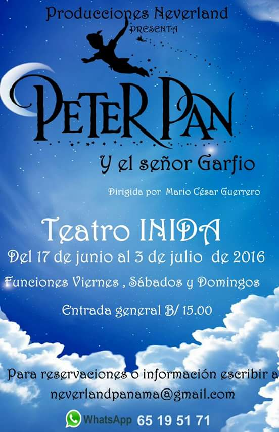 Photo of Peter Pan y el señor Garfio