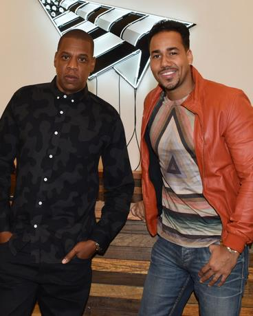 Photo of Romeo Santos & Yay Z trabajan juntos