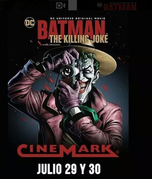Photo of Batman: The Killing Joke llega al cine