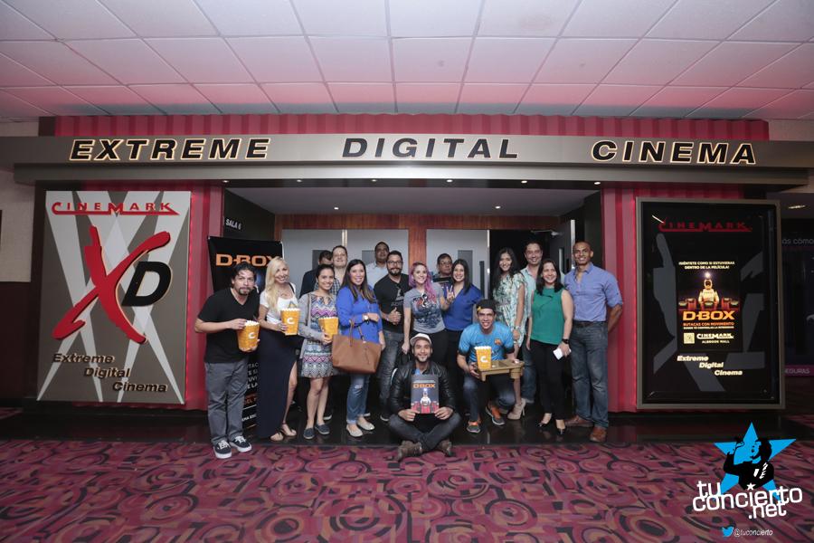 Photo of Cinemark introduce a Panamá el sistema D-Box