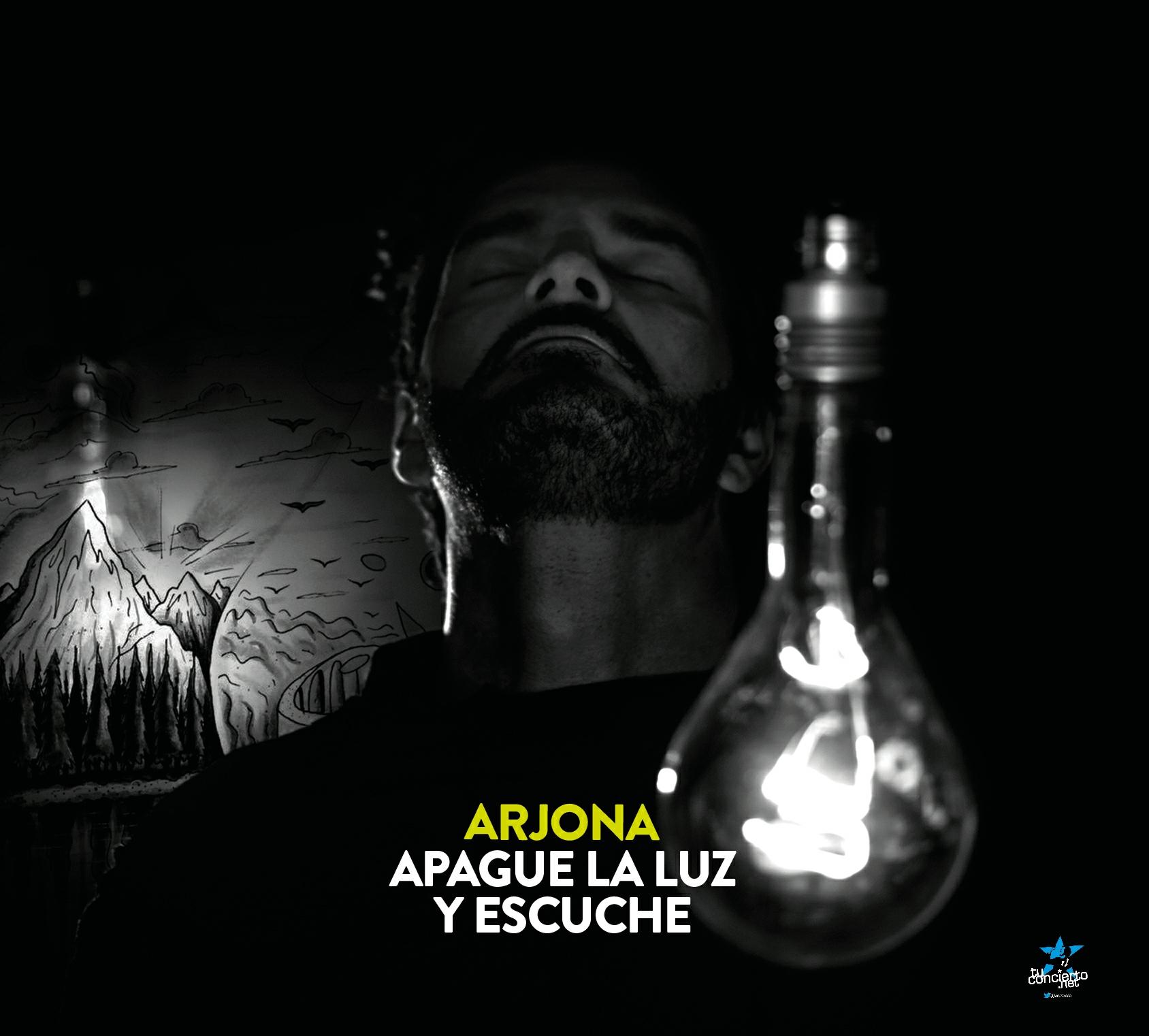 Photo of Ricardo Arjona, debuta con 'Apague la luz y Escuche»