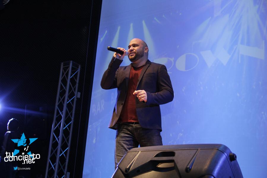 Photo of Omar Humberto en concierto