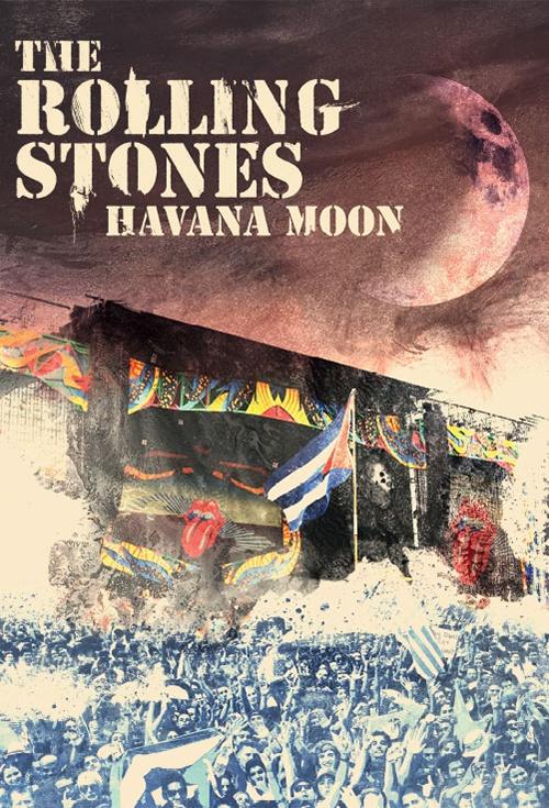 Photo of The Rolling Stones Havana Moon
