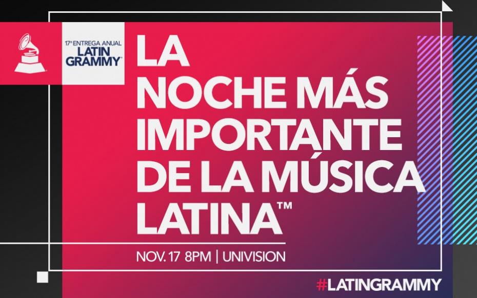 Photo of Nominados a los Latin GRAMMY 2016
