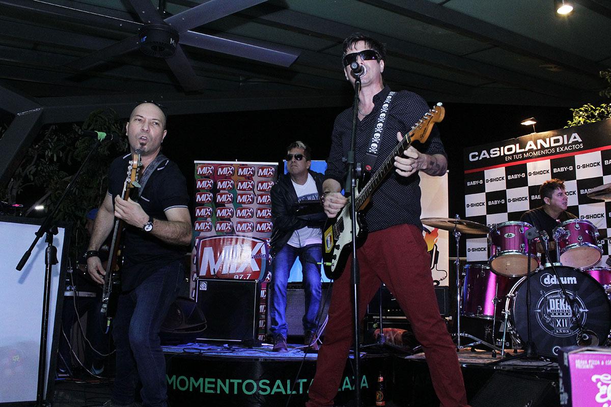 Photo of Expo Rock en Celebración de los 20 años de Voltage 3
