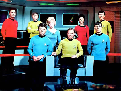 Photo of Star Trek de celebración
