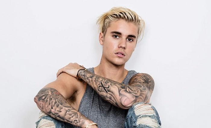 Photo of Justin Bieber en Londres