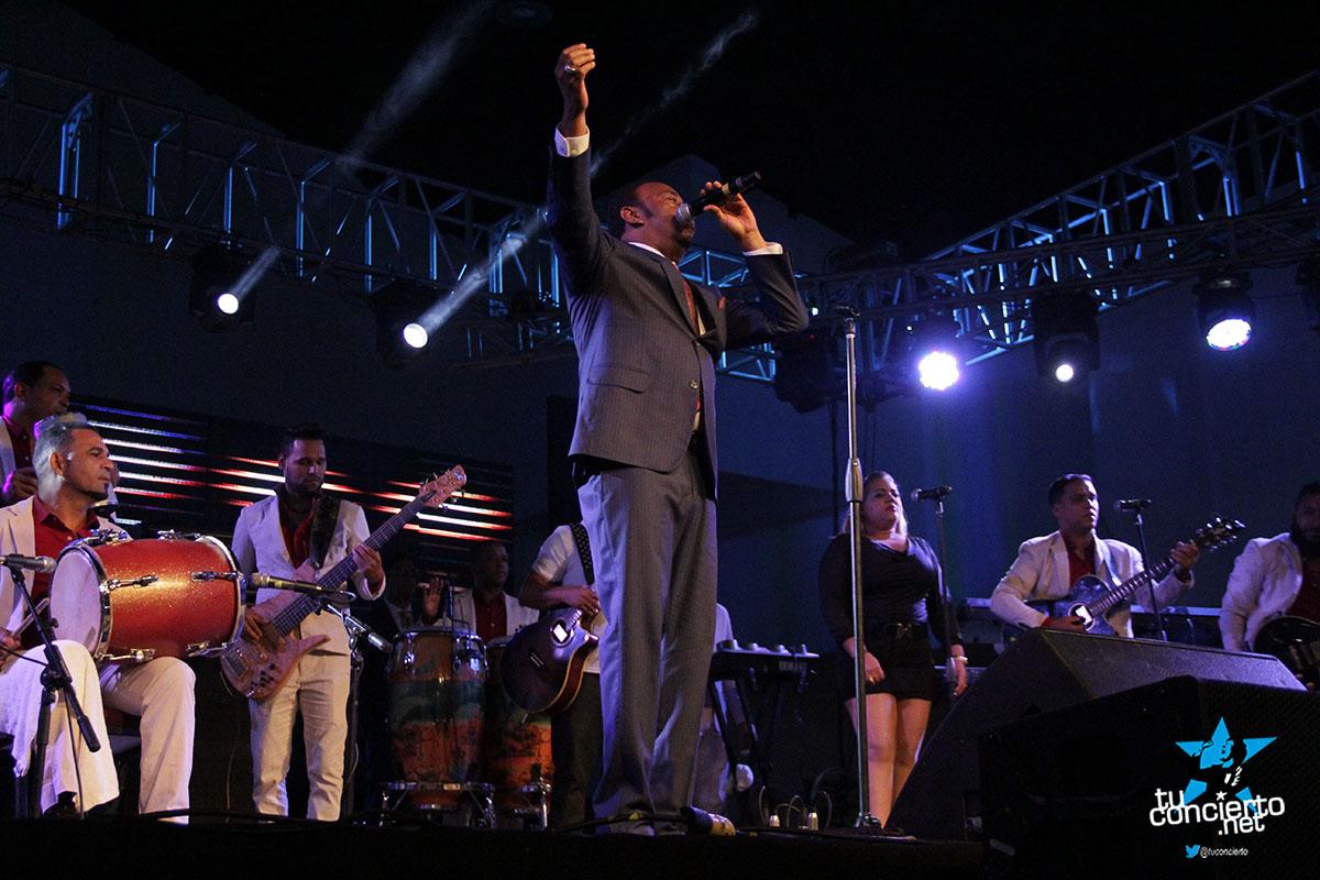 Photo of Anthony Santos en Concierto