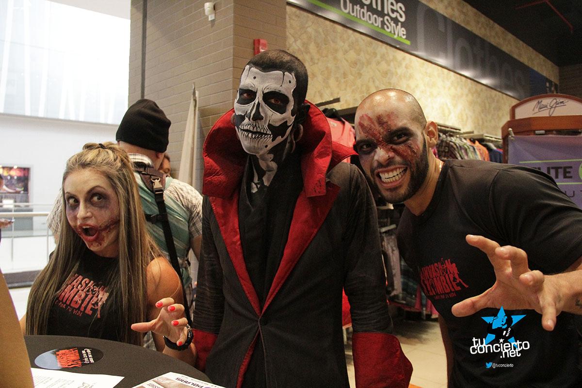 Photo of Conferencia de Prensa Carrera Invasión Zombie