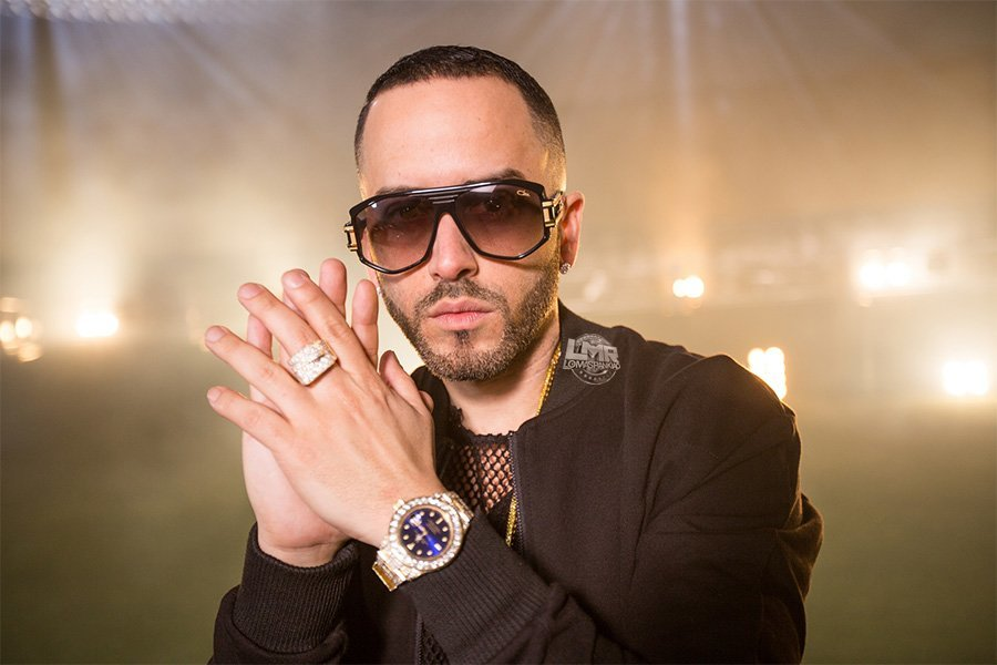 Photo of Yandel dedicó un emotivo mensaje a la hija de Wisin