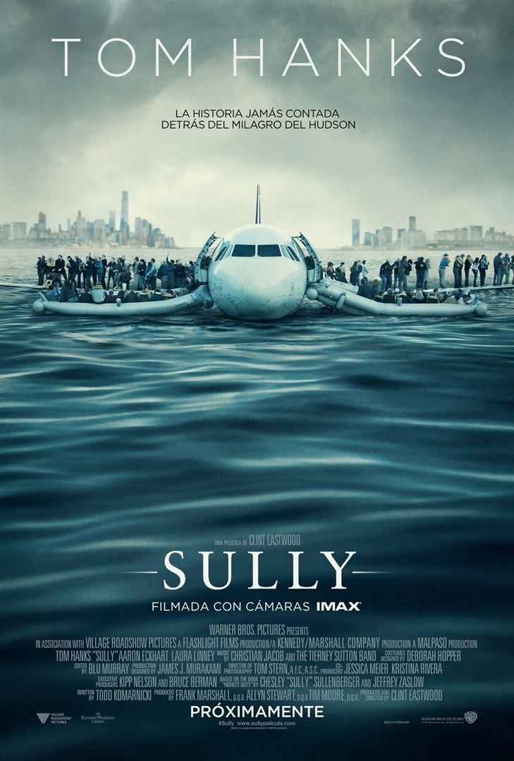 Photo of Sully: Hazañas En El Hudson