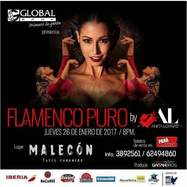 Photo of Flamenco puro by Anita Loynaz academia
