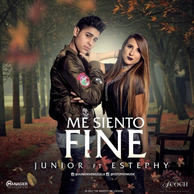 Photo of Junior y Estephy estrenan`Me Siento Fine´