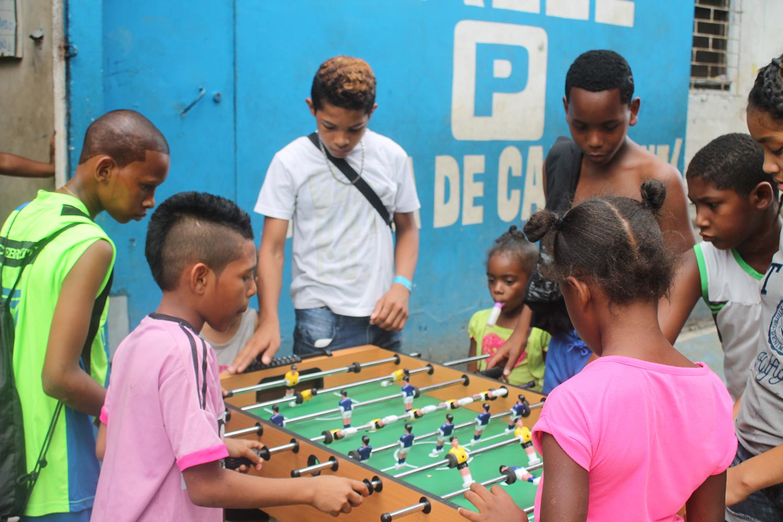 Photo of Un verano diferente para los niños de Calle P