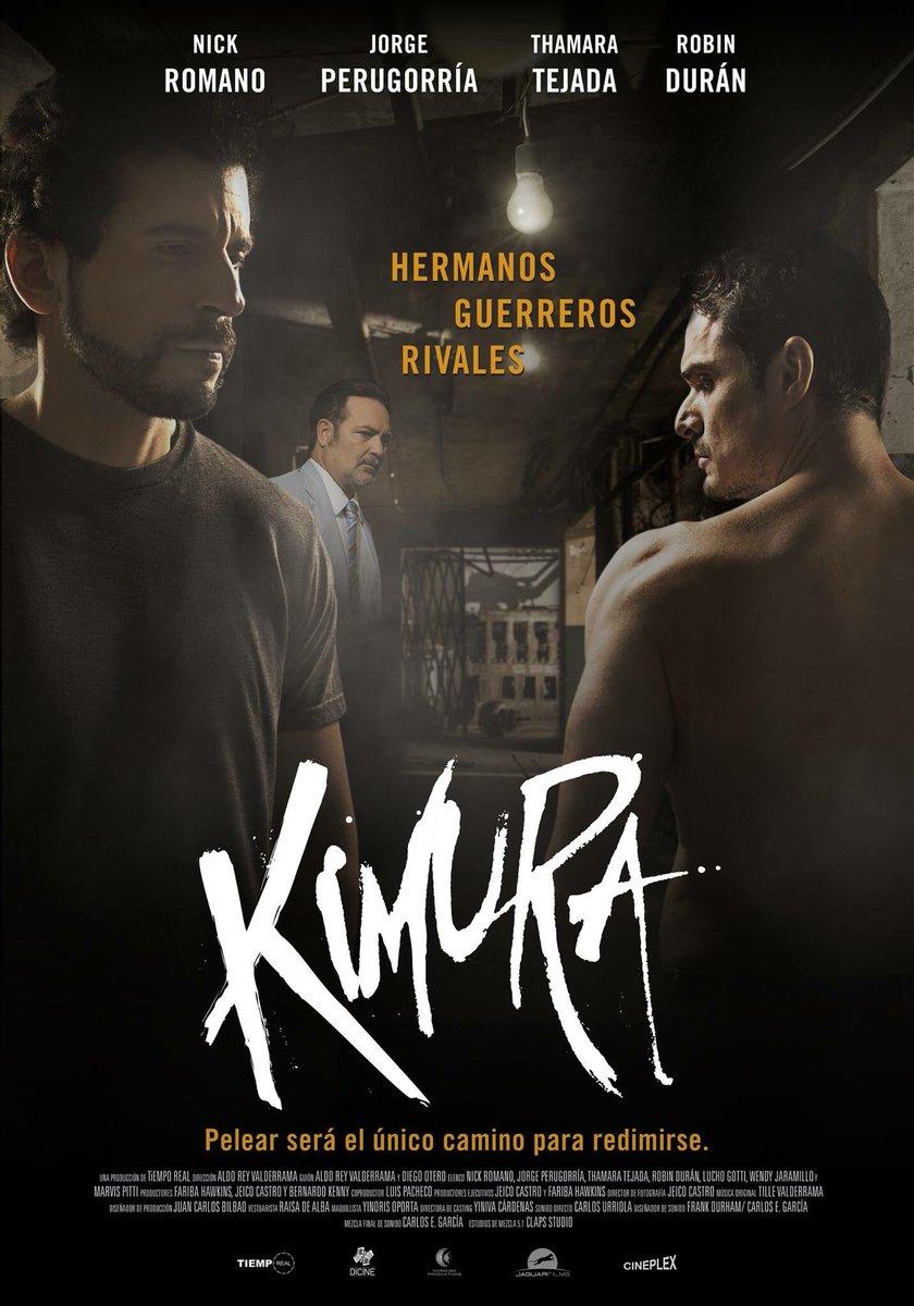 Photo of Kimura, una película con producción 100% panameña