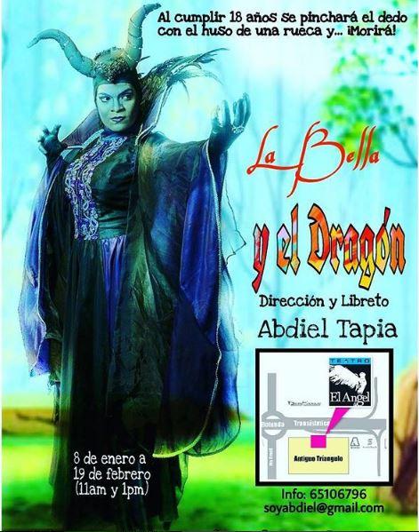 Photo of La bella y el dragón
