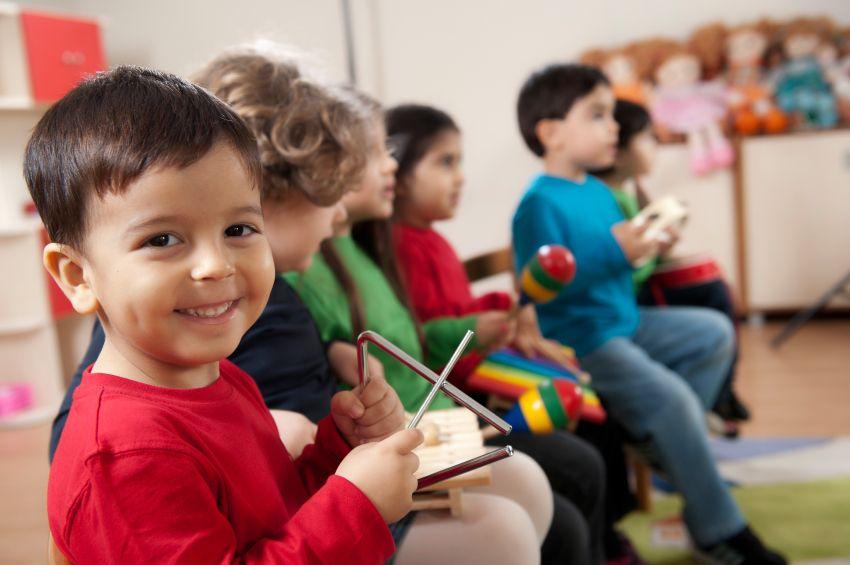 Photo of Los niños y la música
