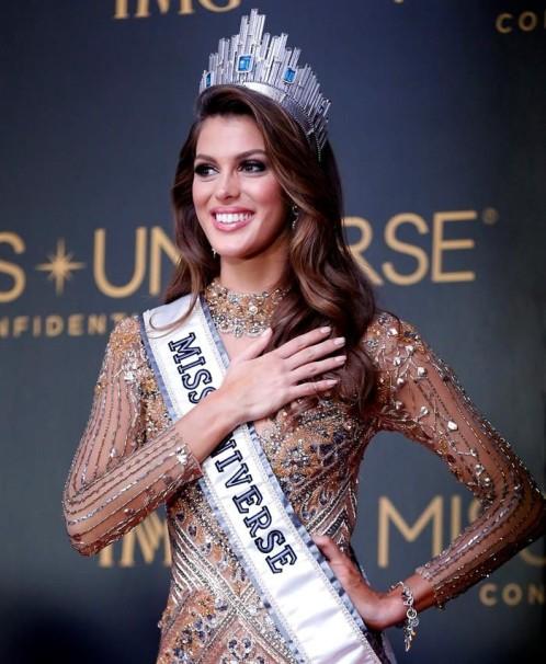 Photo of Miss Francia la Nueva Miss Universo 2017