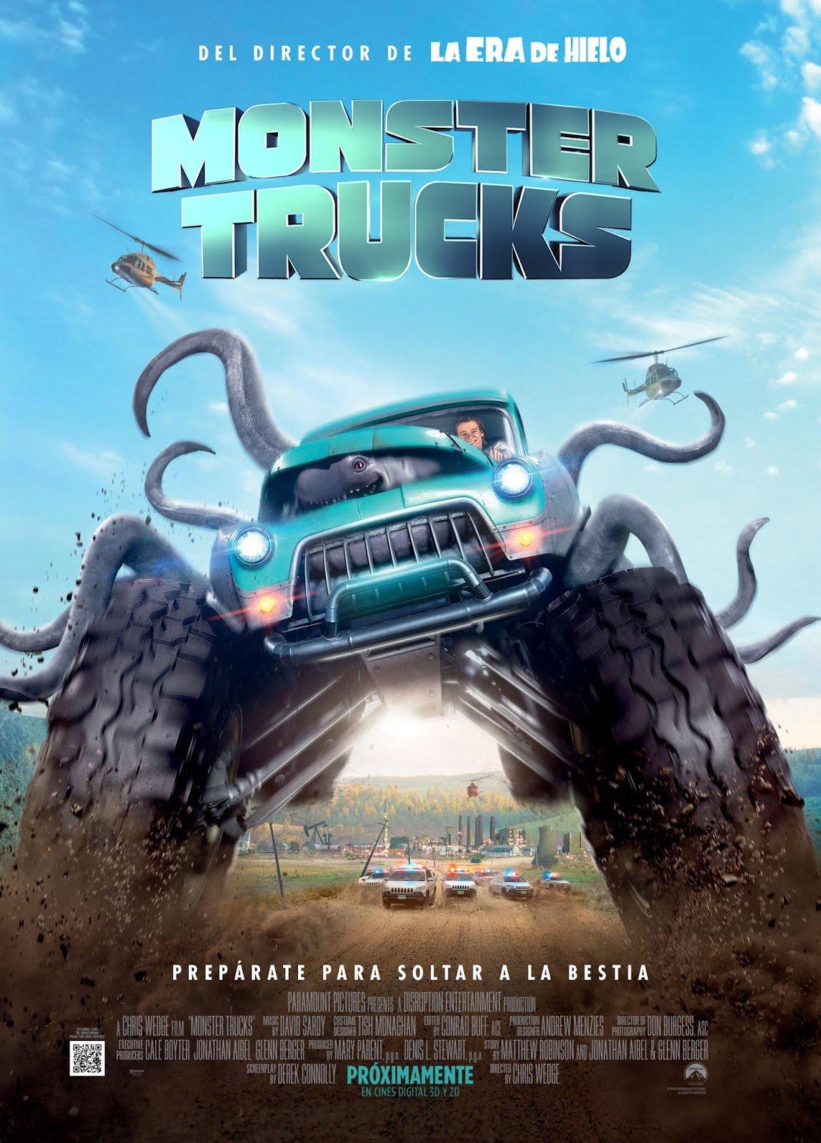 Photo of Monster Trucks
